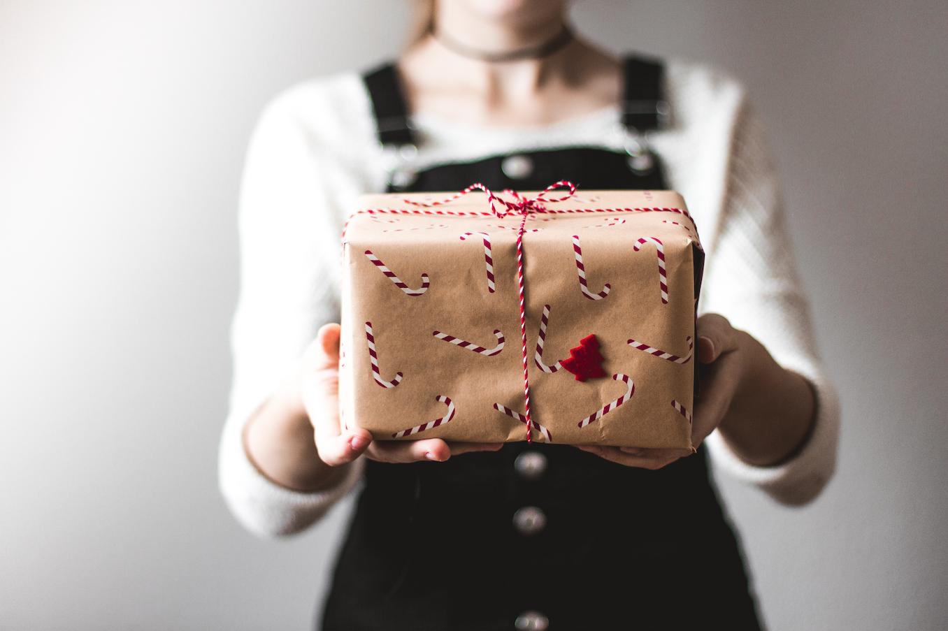 Noël zéro déchet: donnez une chance au papier recyclé.