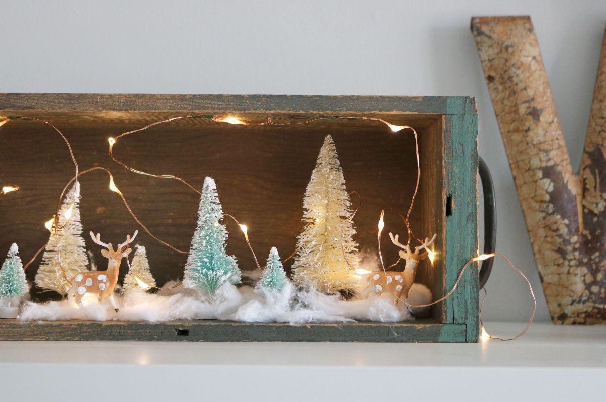 Les lumières des fêtes sont belles et festives, mais aspirent aussi beaucoup d'énergie.