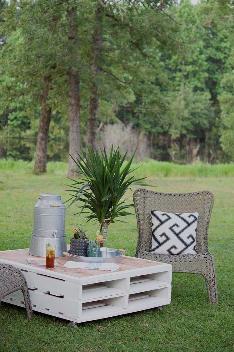 Ce type de projet de bricolage est parfait pour votre jardin.