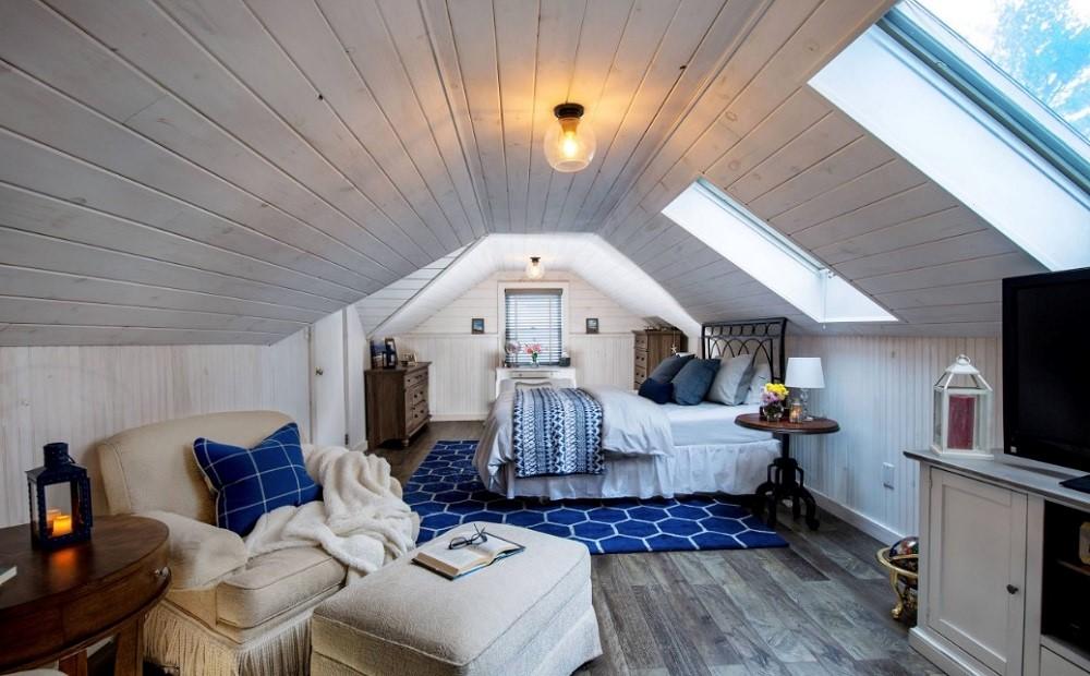 Des superbes suites boudoir aux recoins des chambres, nous avons réuni les meilleures idées d'intérieur pour transformer votre dernier étage.