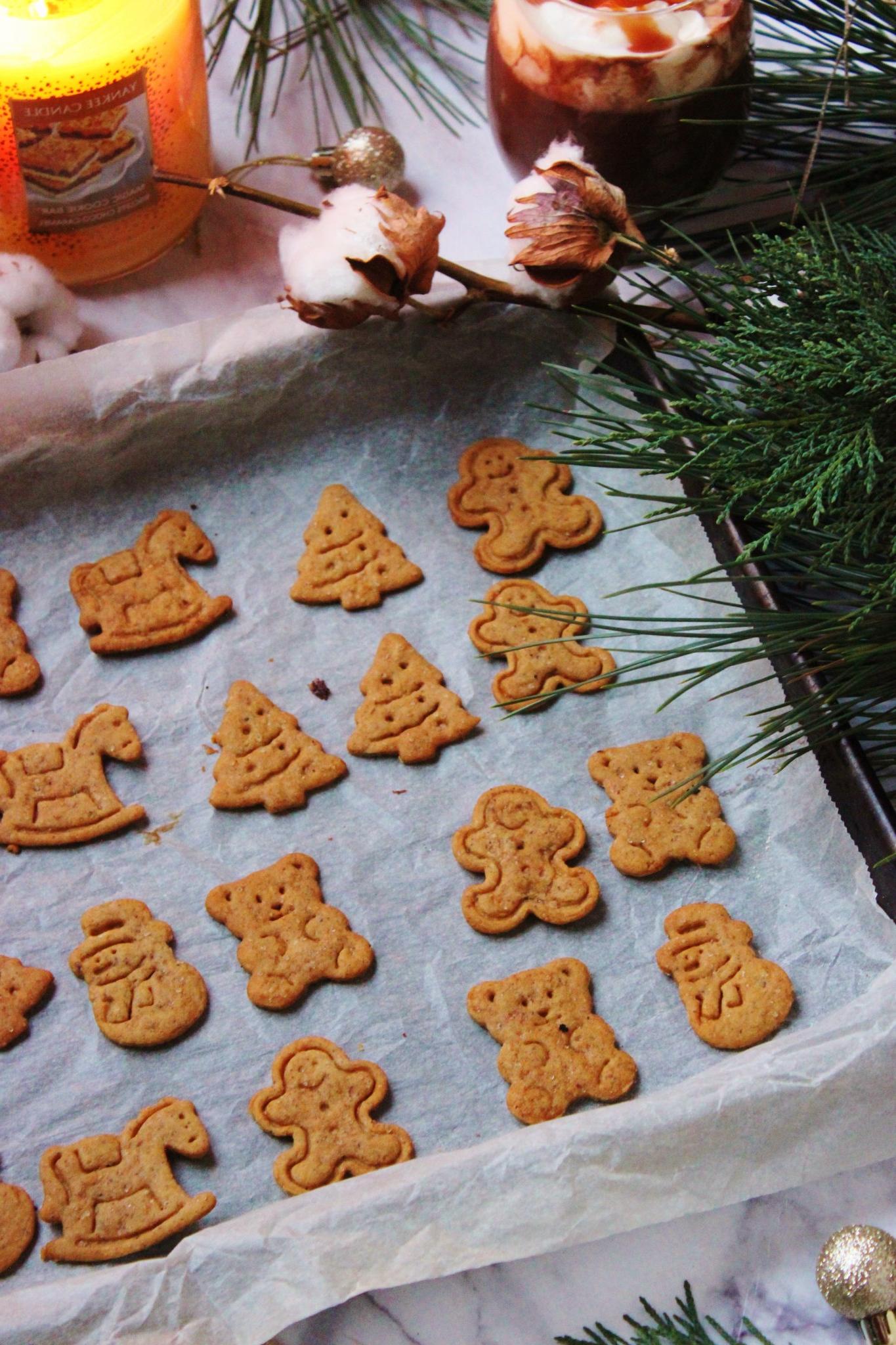 Biscuits au beurre de cacahuètes - une recette gourmande