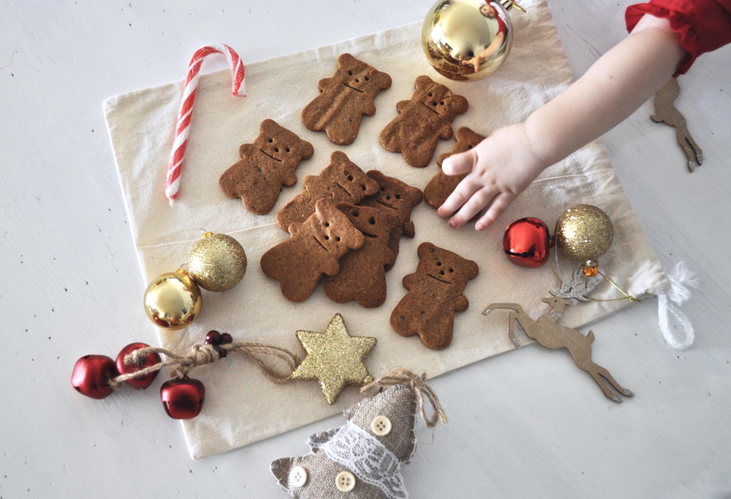 Biscuits au beurre de cacahuètes - une recette gourmande et hyper facile à préparer avec les enfants