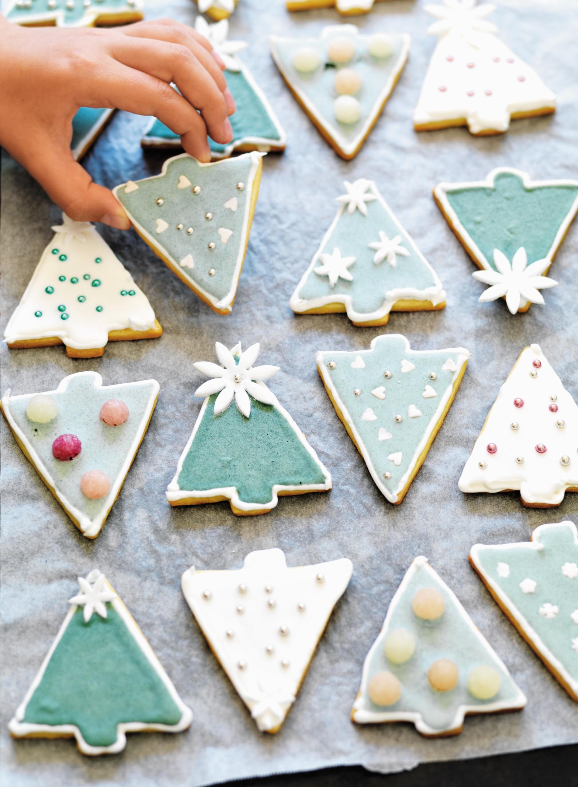 recettes de Noël - Biscuits au beurre de cacahuètes – une recette gourmande que vos enfant vont adorer