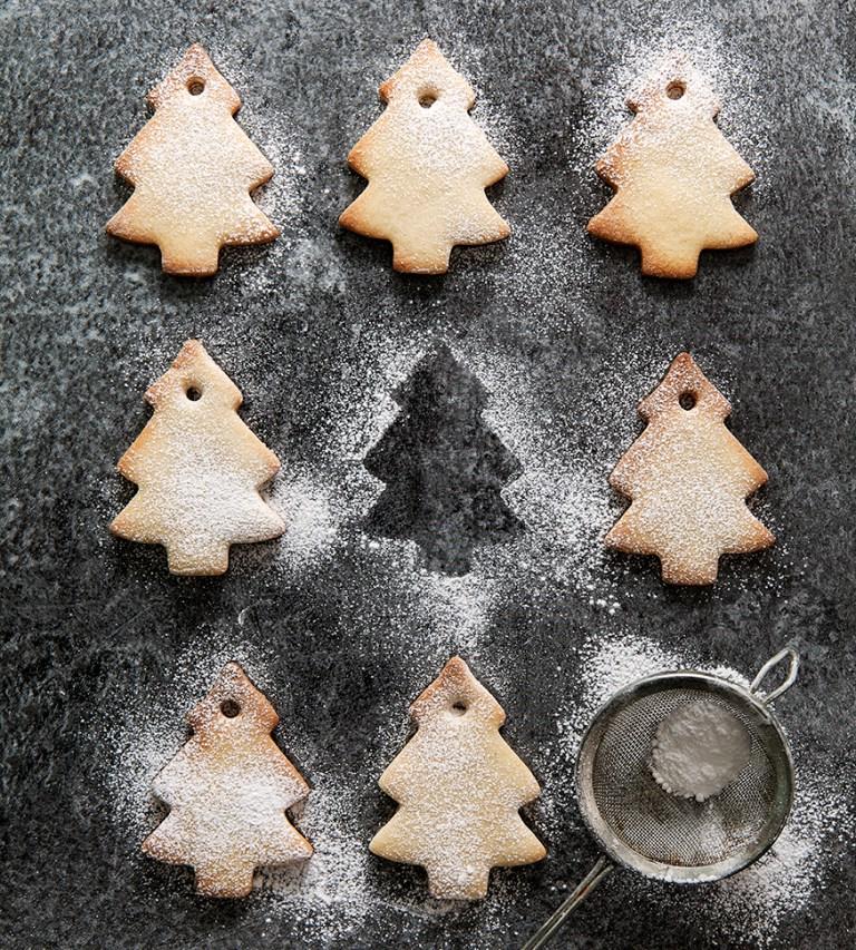 Biscuits au beurre de cacahuètes, idéals pour cuisiner tous ensemble