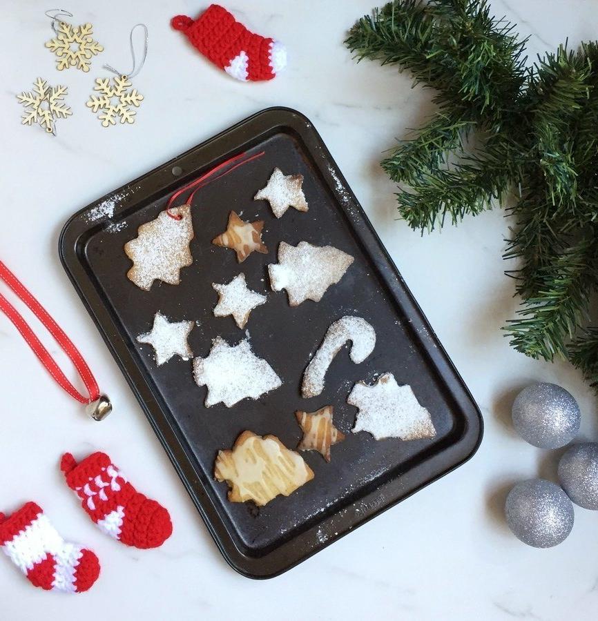 Recettes de Noël - Biscuits au beurre de cacahuètes – une recette préférée à faire avec les enfants