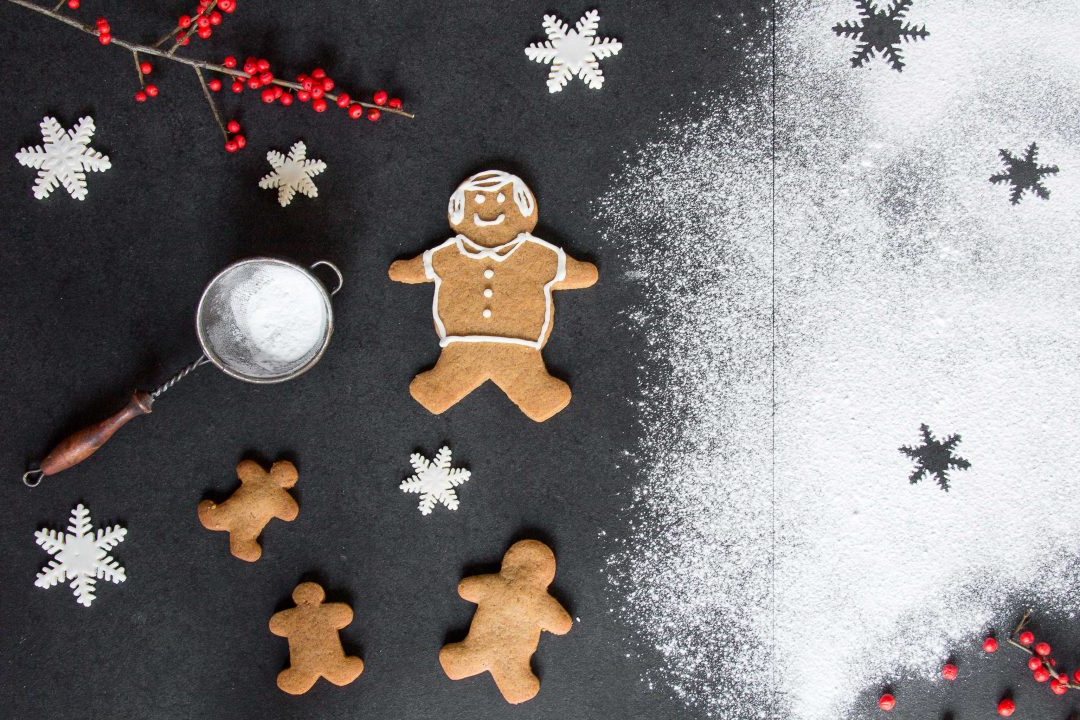 Biscuits bonshommes - une recette hyper facile à préparer
