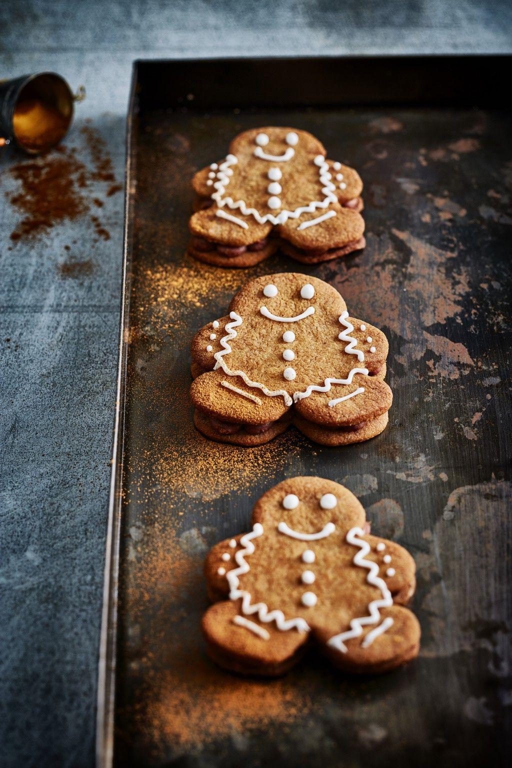 Biscuits bonshommes - une recette originelle à essayer pour Noël