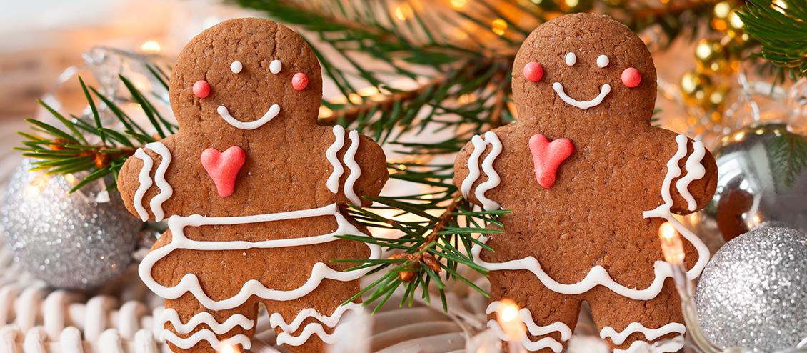 Recettes de Noël - Biscuits bonshommes – une recette gourmande que vos enfant vont adorer