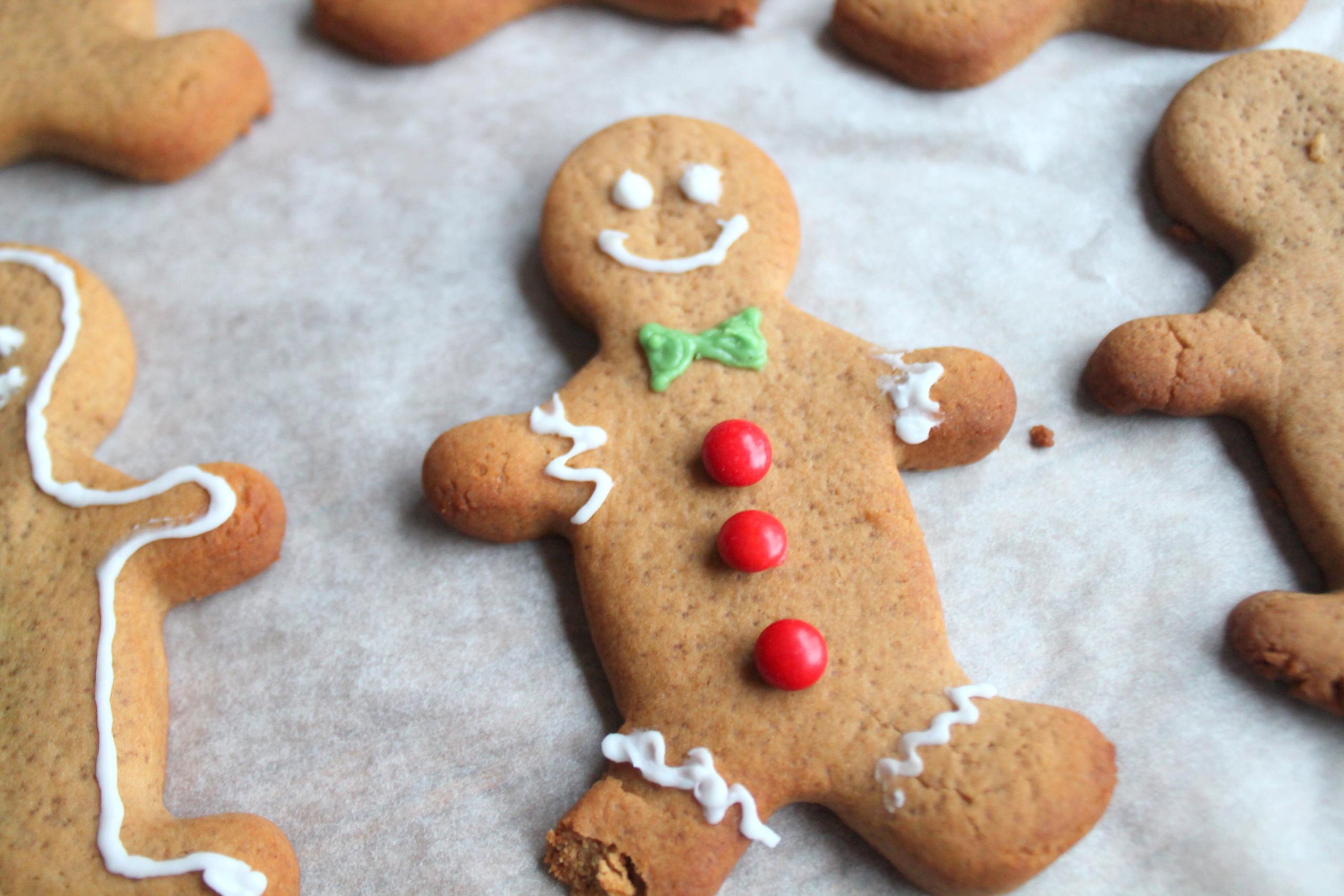 Biscuits bonshommes – une recette gourmande à faire avec vos enfants