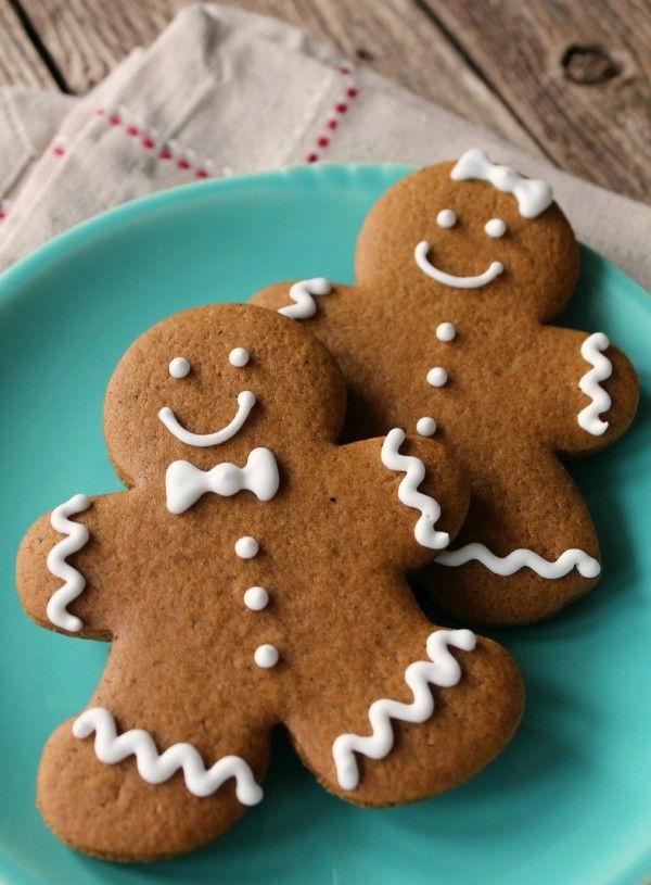 Biscuits bonshommes – une recette que vos enfant vont adorer