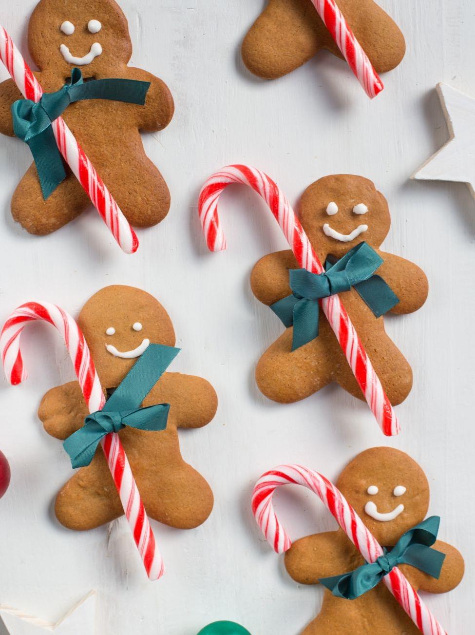 Biscuits bonshommes - une recette gourmande à réaliser avec vos enfants