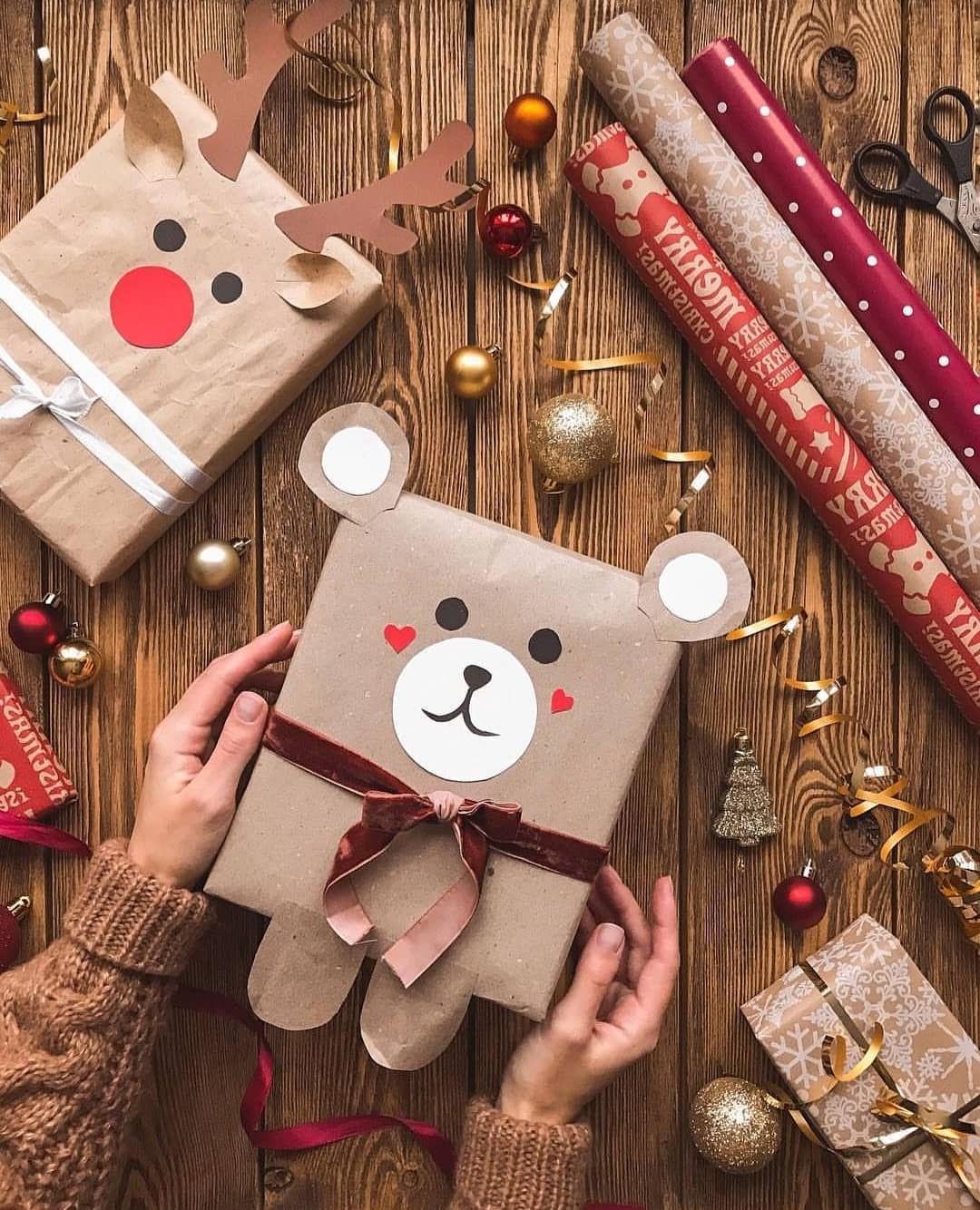 Emballage parfait pour les cadeaux des enfants.