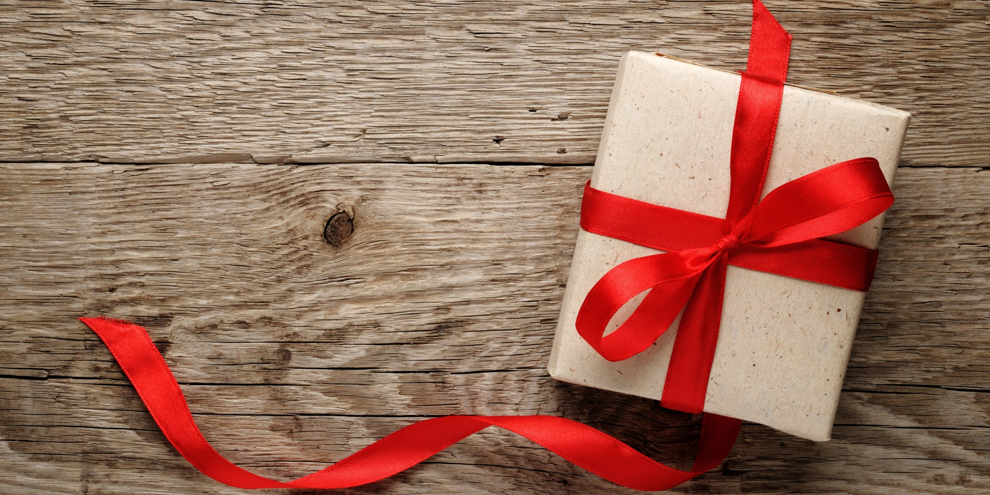 Emballage cadeau simple et facile.