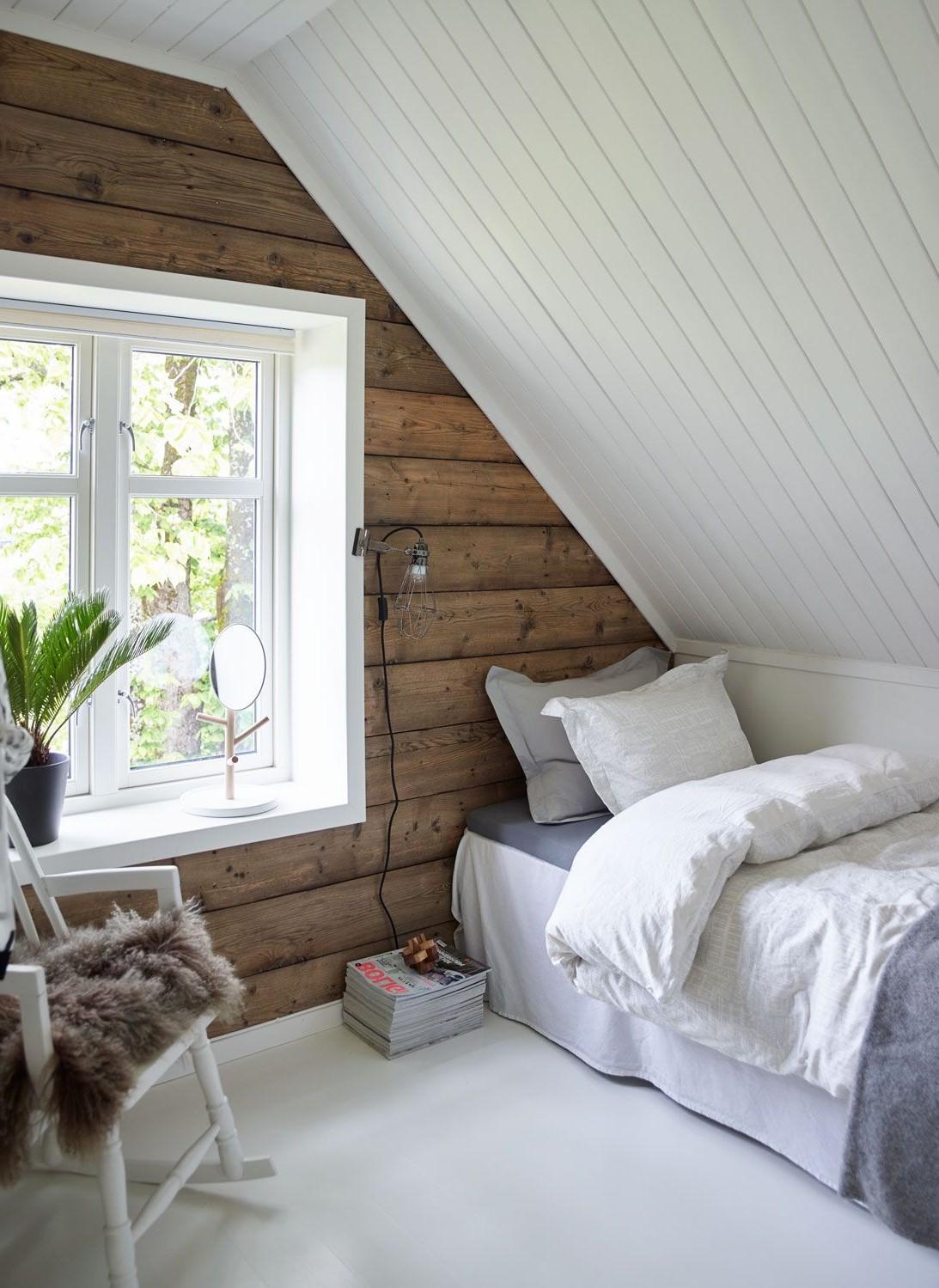 Avec les lits alignés dans une rangée, la répétition crée une esthétique unique.