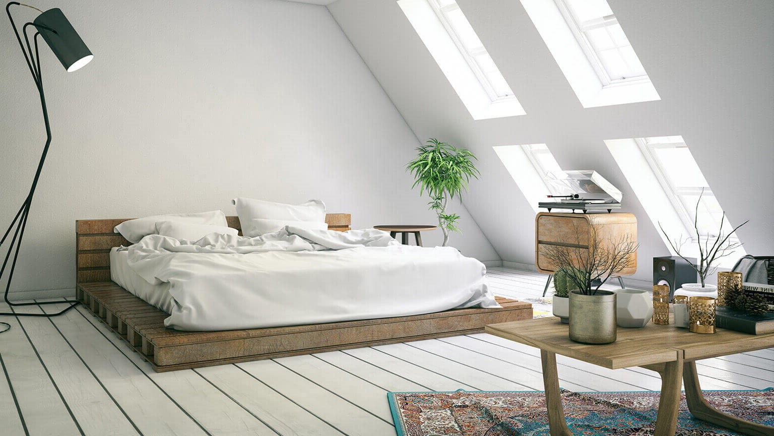 Si vous recherchez un revenu supplémentaire, transformez votre grenier fantôme en mini-maison.