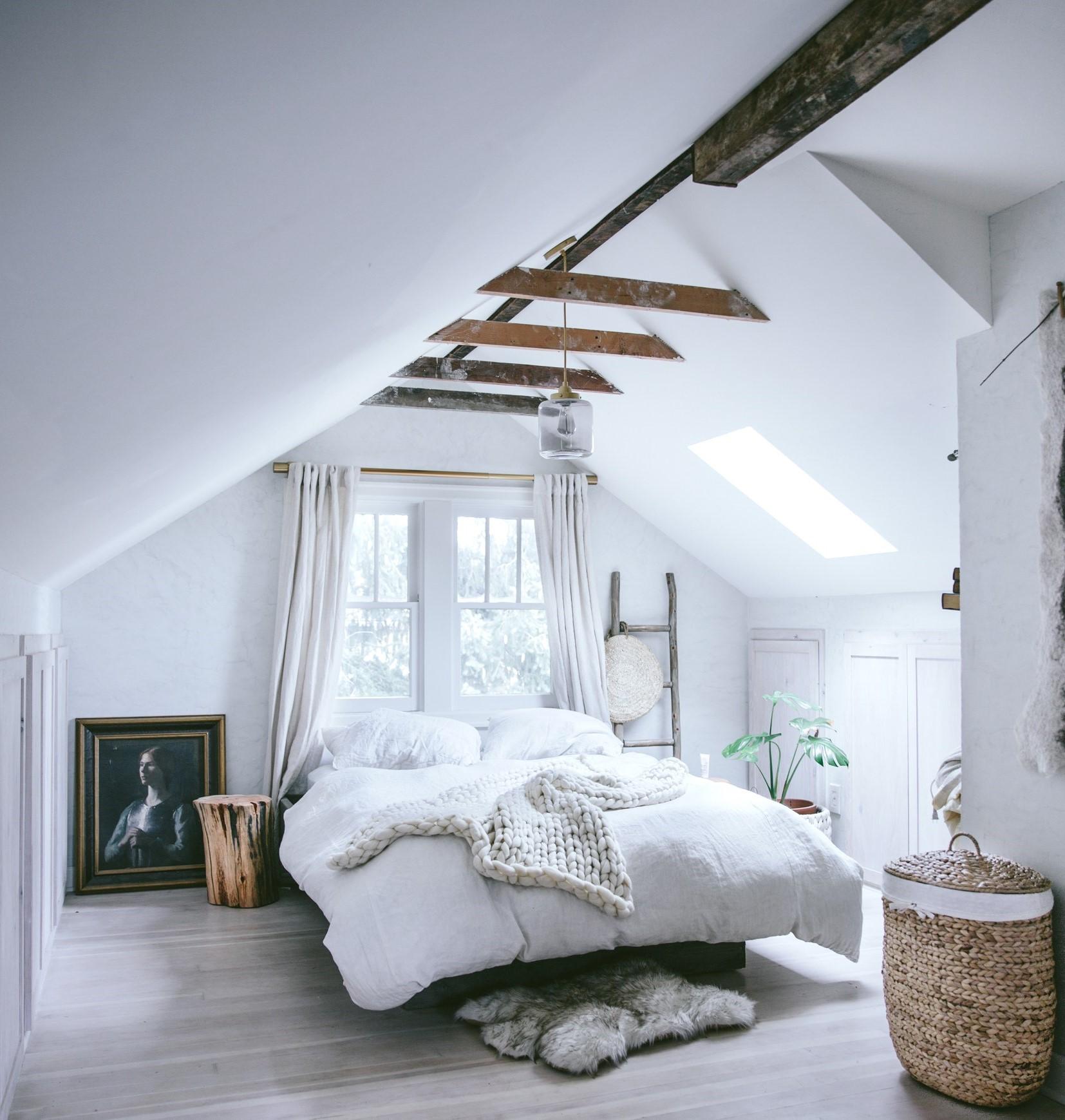 Transformez votre chambre sous combles en quelque chose de spécial.