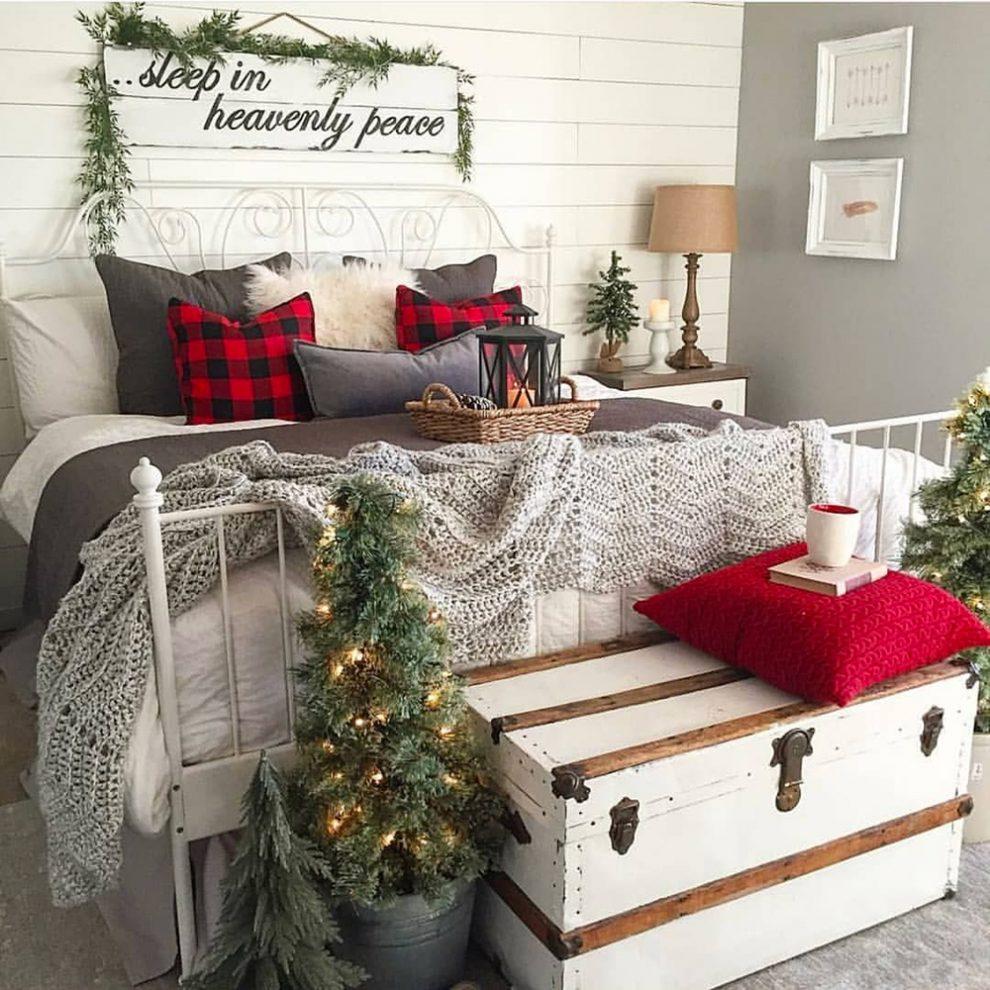 Les dernières tendances pour votre maison: décorez votre chambre à coucher.