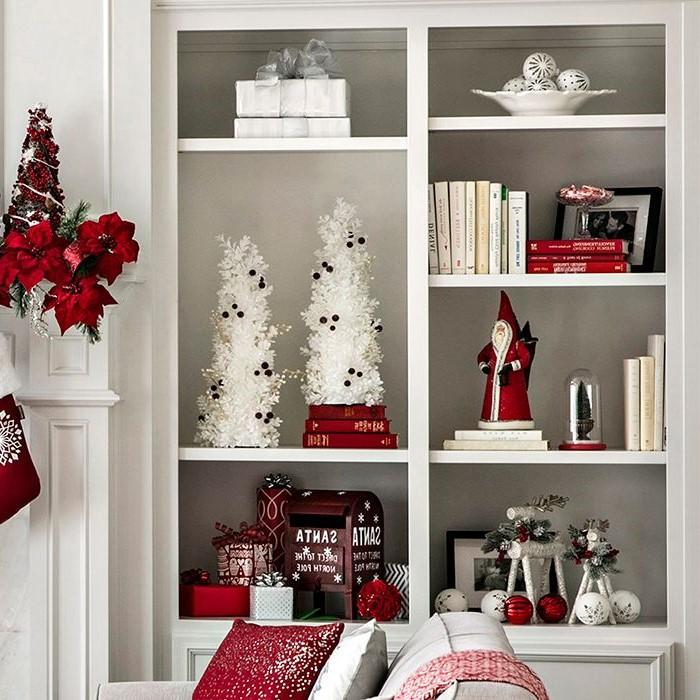 Déco de Noël pour votre bibliotheque.