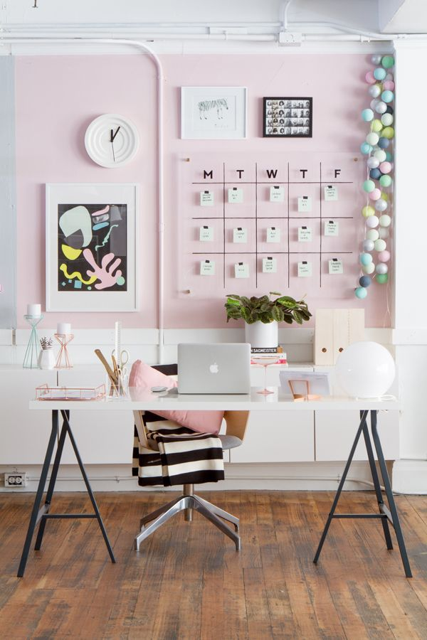 Idée de bureau: Isolez-vous des distractions.