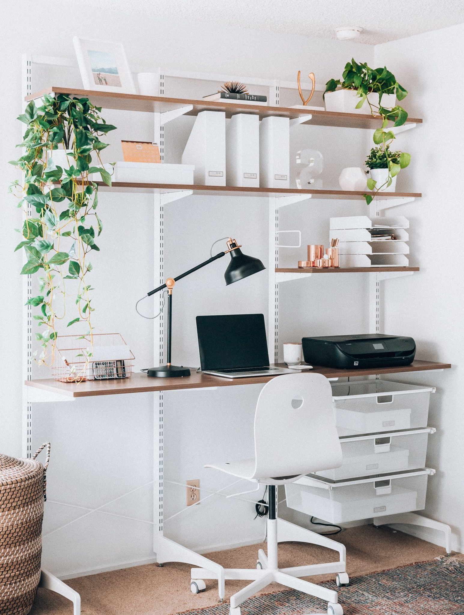 Le vert convient parfaitement si vous faites de votre mieux dans un environnement de travail calme.