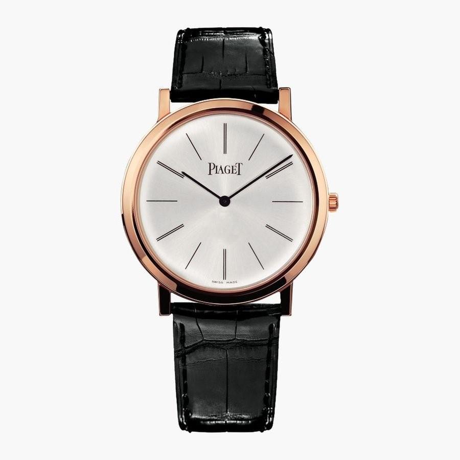 Marques de montres de luxe: Piaget.