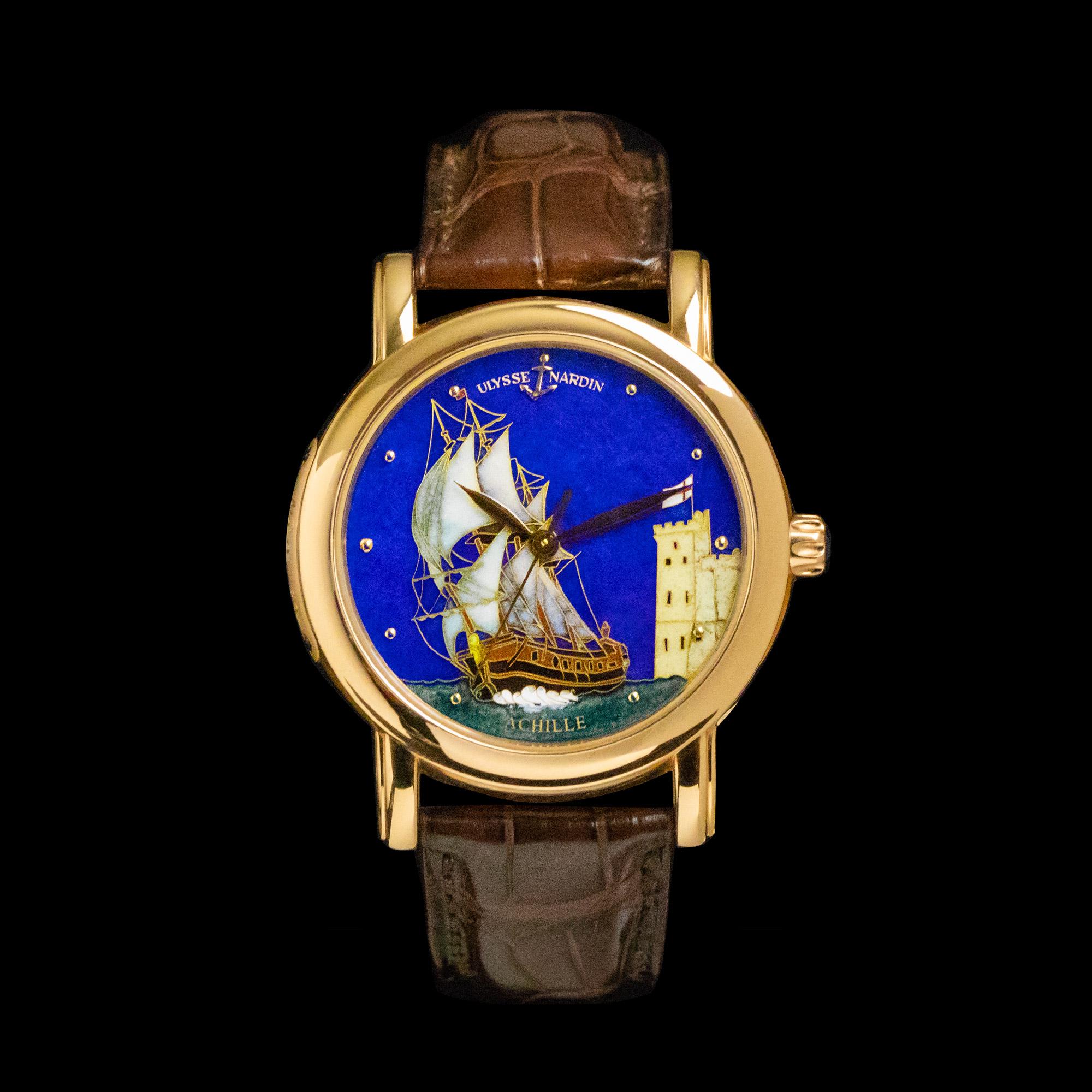 Marques de montres de luxe: Ulysse Nardin.