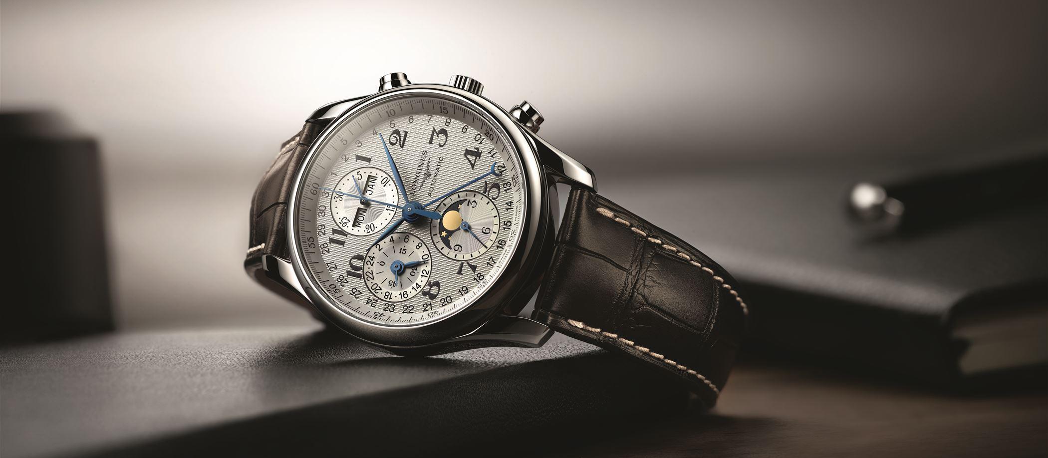 Marques de montres de luxe: Longines.