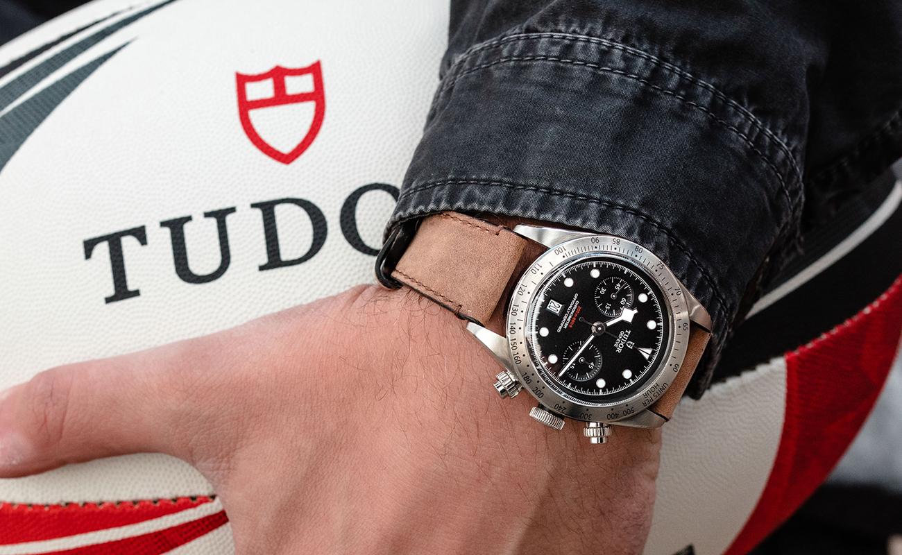 Marques de montes de luxe: Tudor.