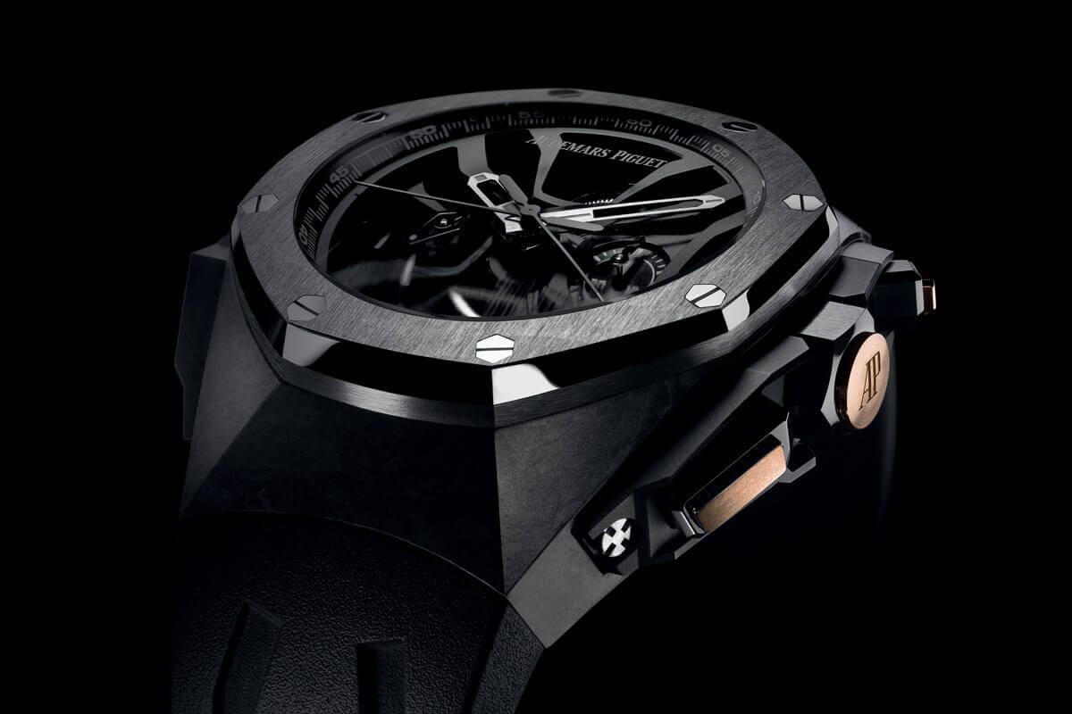 Marques de montres de luxe: Audemars Piguet.