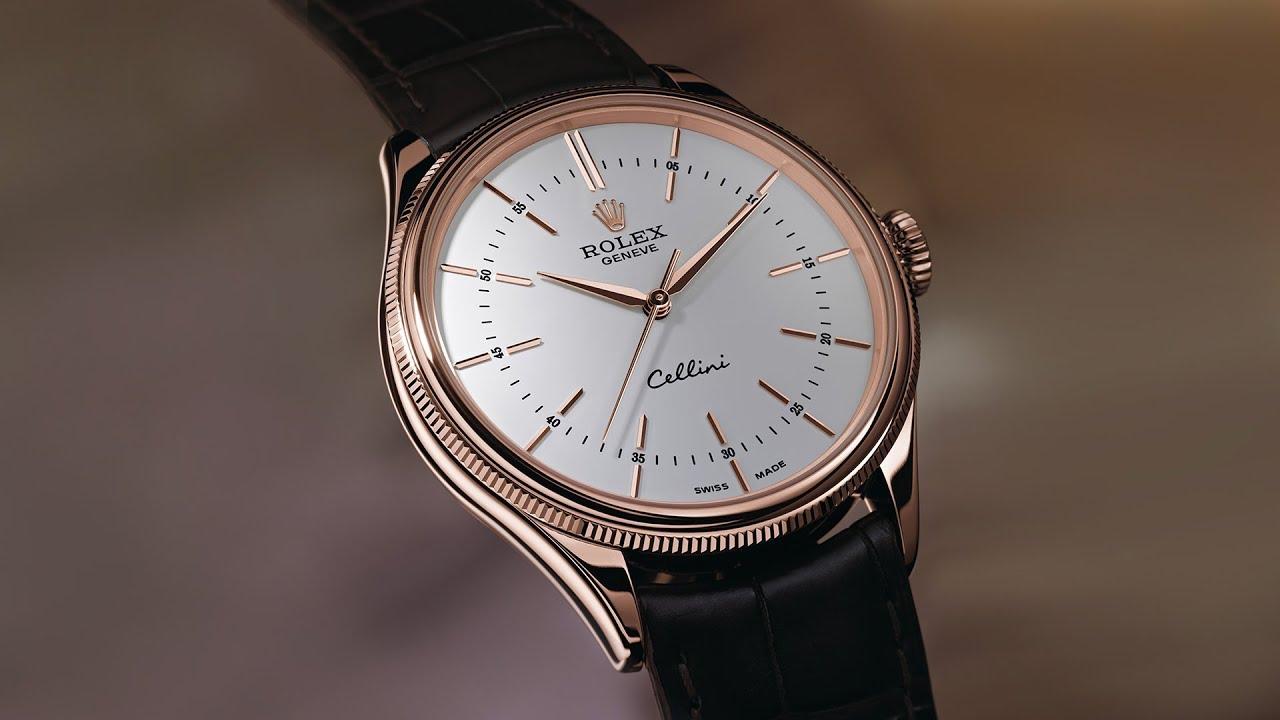 Rolex Cellini.