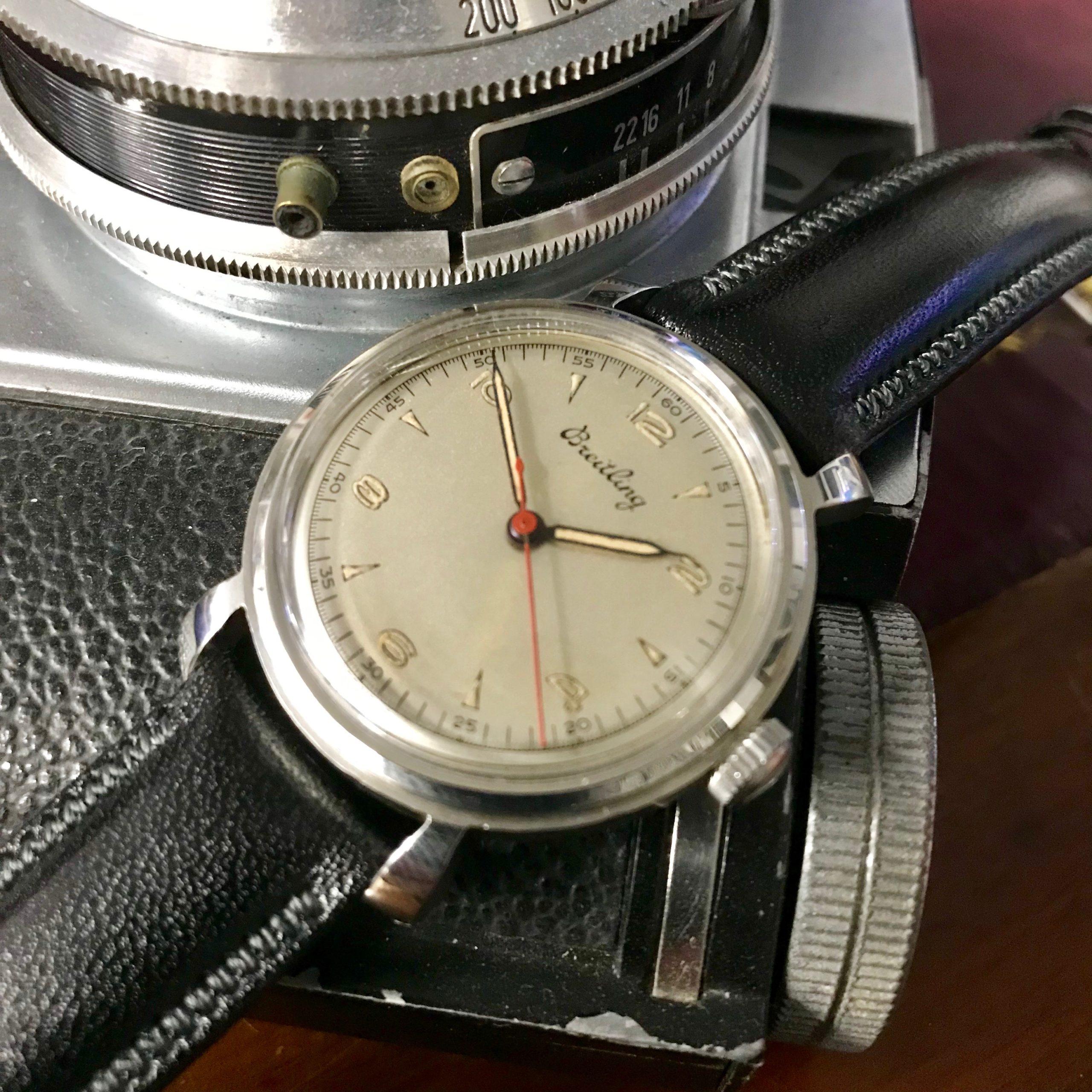 Marques de montres de luxe: Breitling.