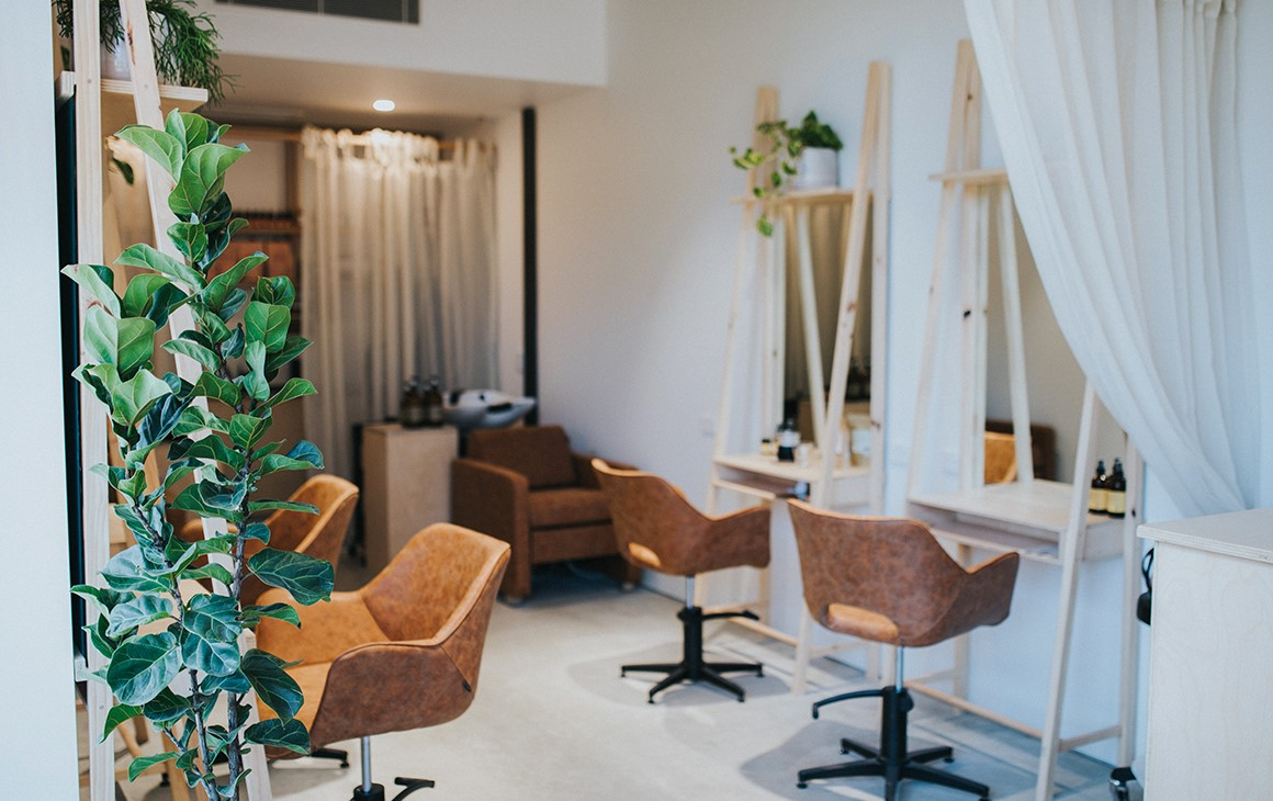 Vous ne voulez pas que vos clients se rendent d'un endroit à l'autre et aient l'impression d'être entrés dans un salon différent.