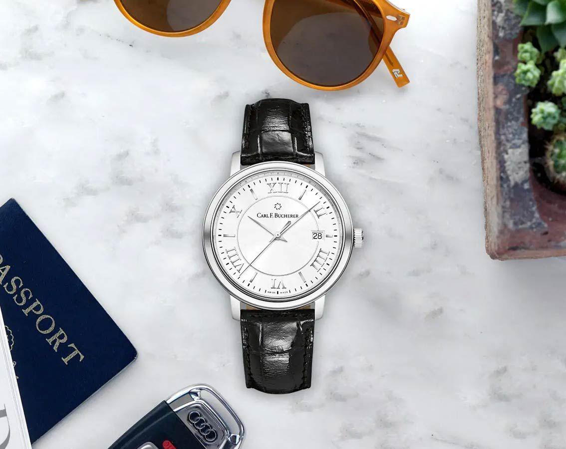 Apprenez les caractéristiques les plus importantes des montres de luxe pour homme.
