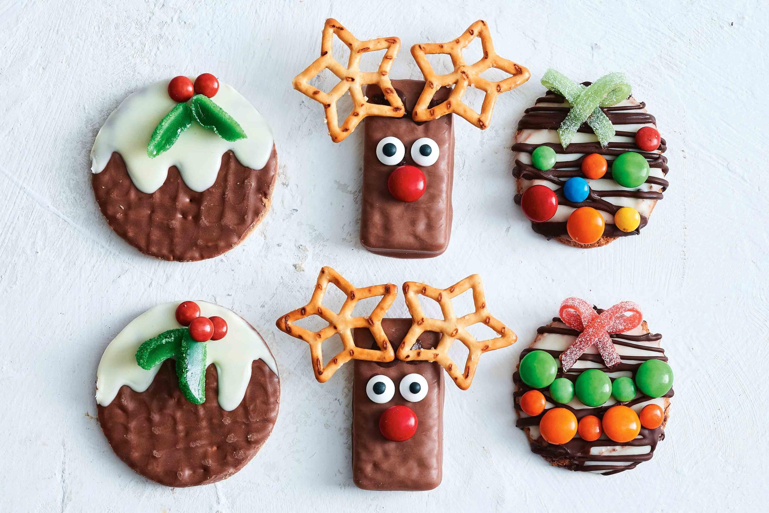 Muffins Rudolf - une recette originelle à essayer pour Noël