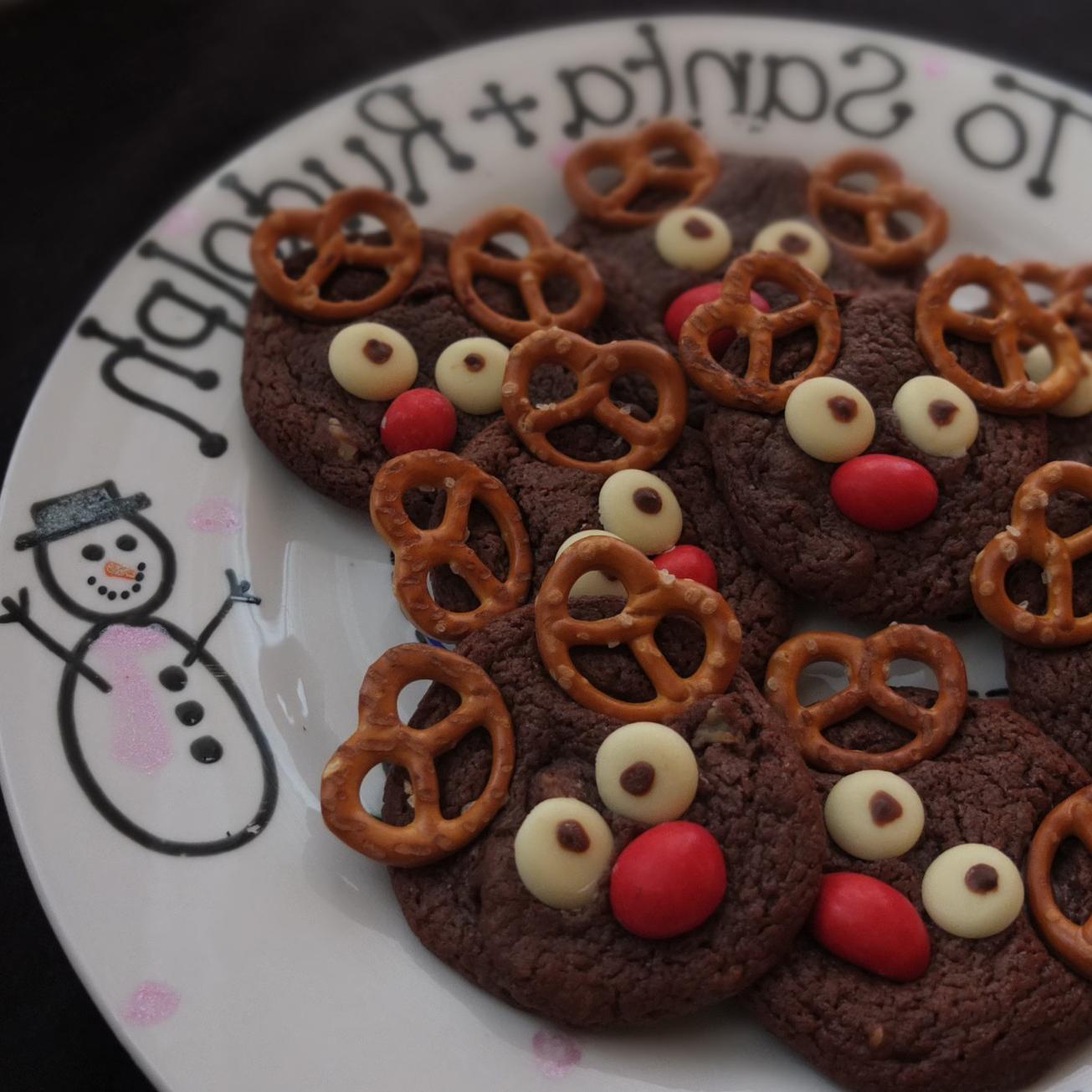 Rudolf - une recette délicieuse et hyper facile à préparer avec les enfants