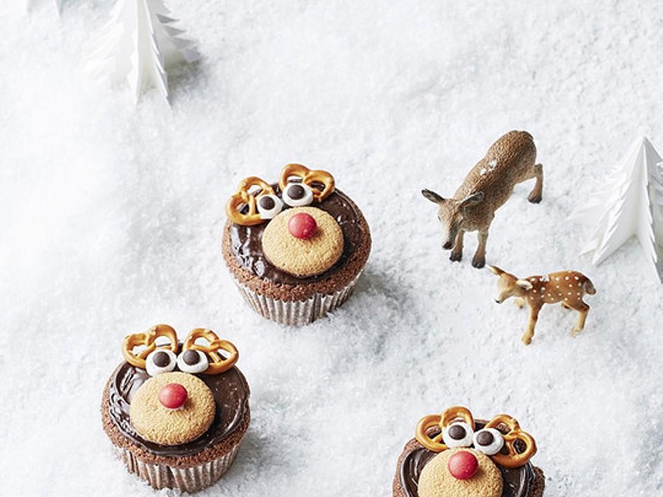 Muffins Rudolf – une recette qui va plaire aux enfants