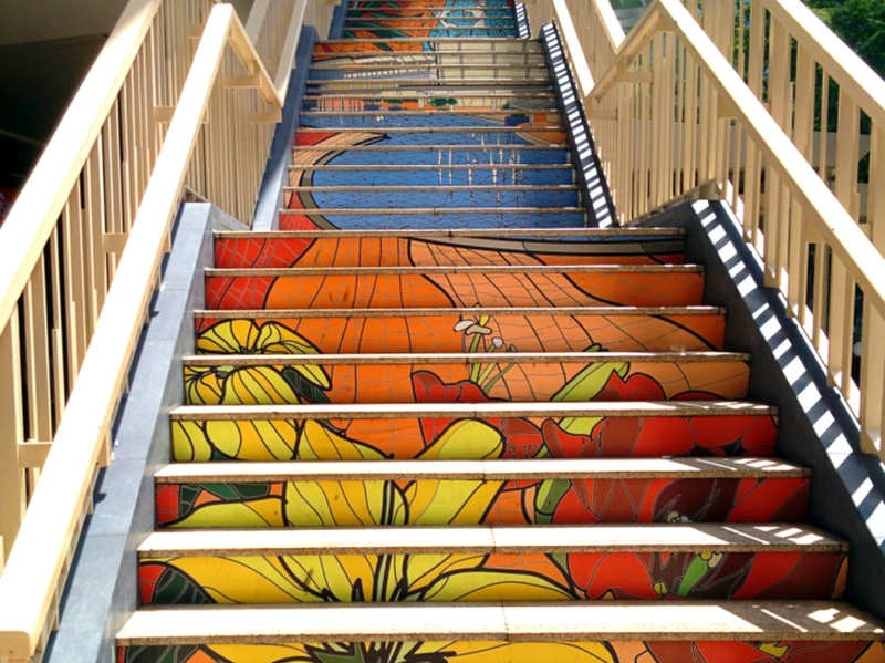 Un escalier bien entretenu peut devenir un élément clé de votre maison.