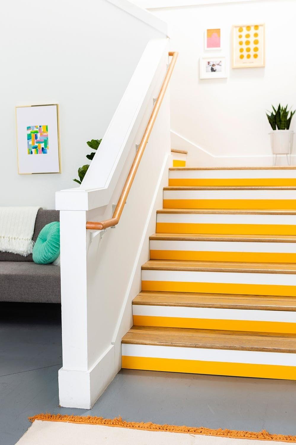 Les escaliers sont très utilisés et ont souvent tendance à être endommagés à cause de cette utilisation.