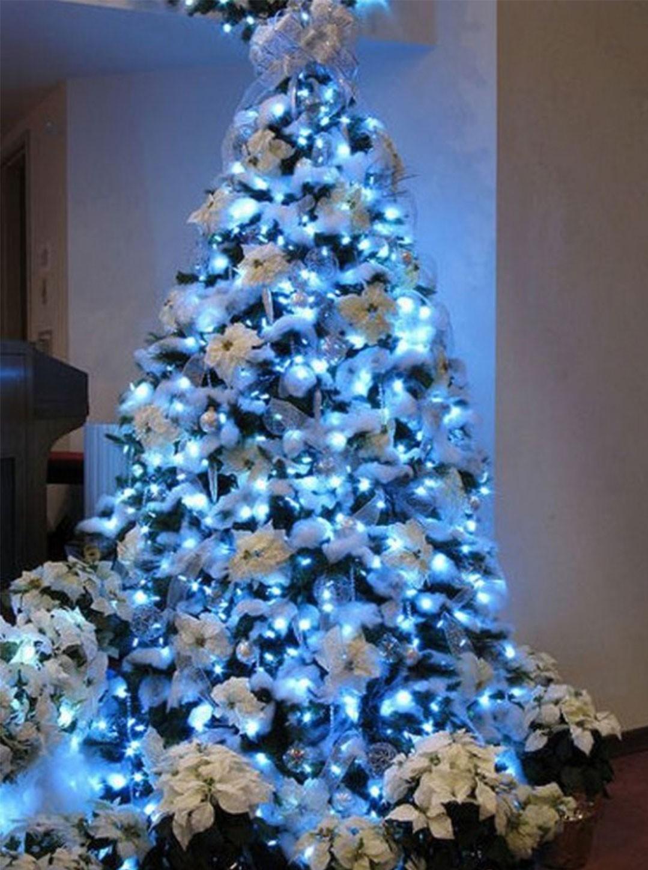 N'oubliez pas les lumières de Noël!