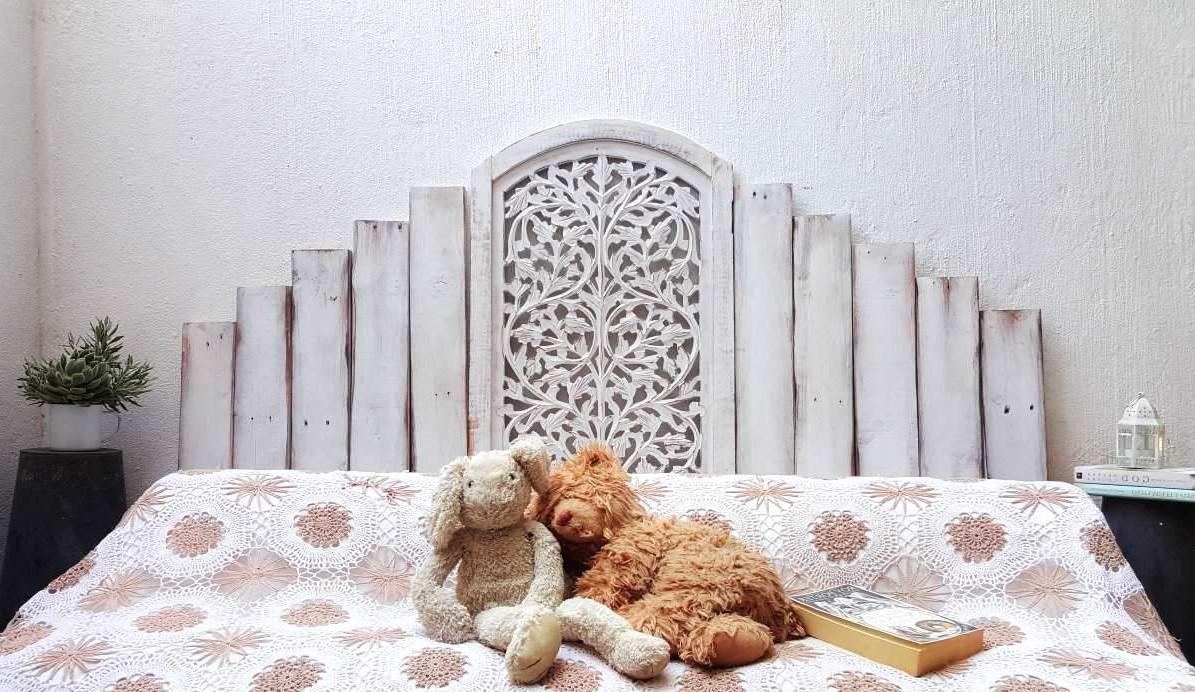 Tête de lit pour la chambre de votre enfant.
