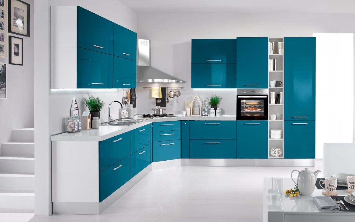 Des nuances bleu clair au bleu foncé, il existe une vaste palette de choix.