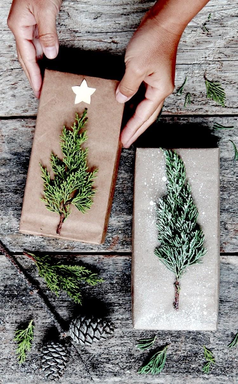 Comment faire un paquet cadeau original?