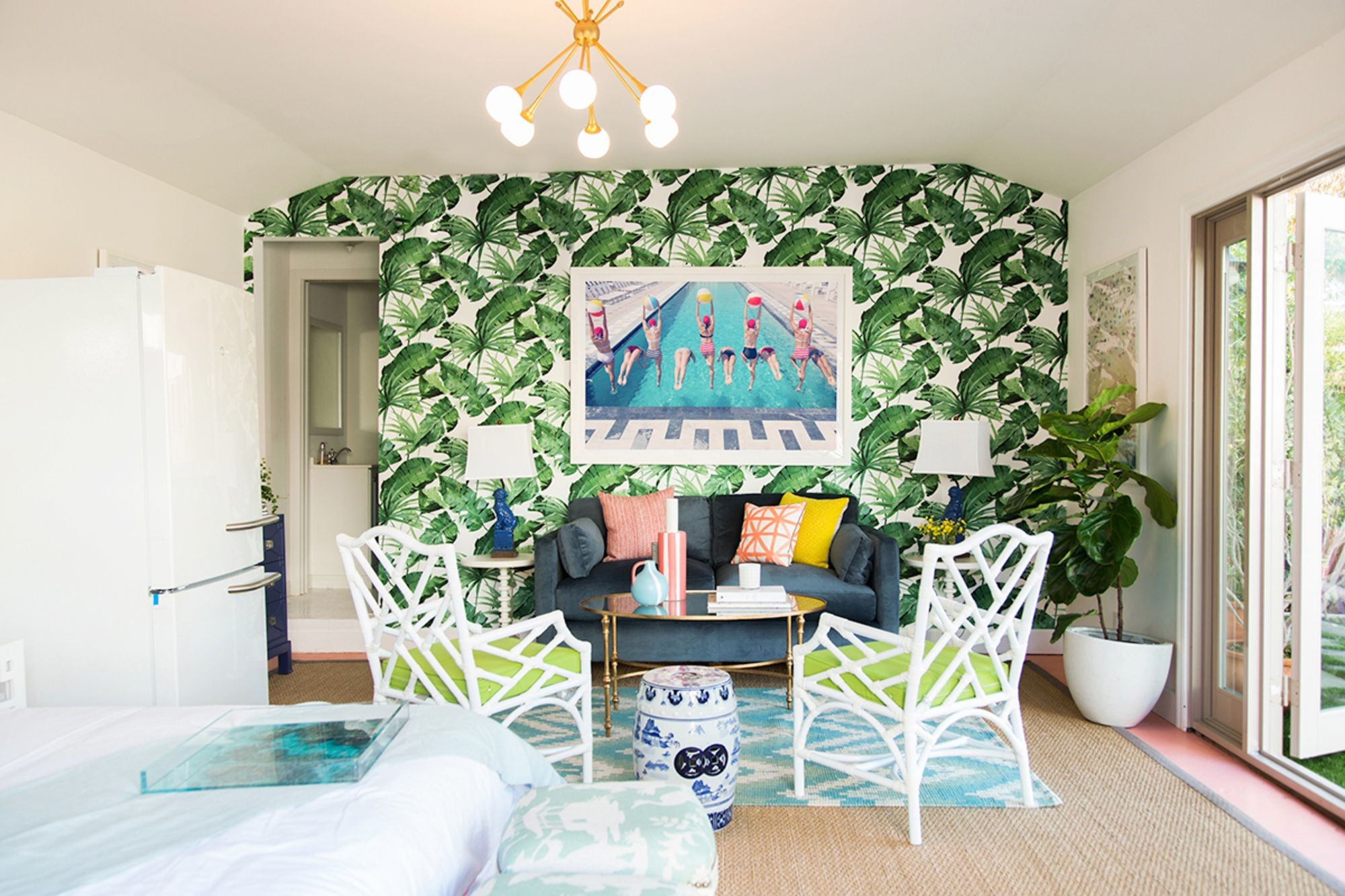 Pour vous assurer que votre intérieur se sent toujours décoré avec soin, vous devez trouver un lien entre les éléments pour équilibrer la pièce.