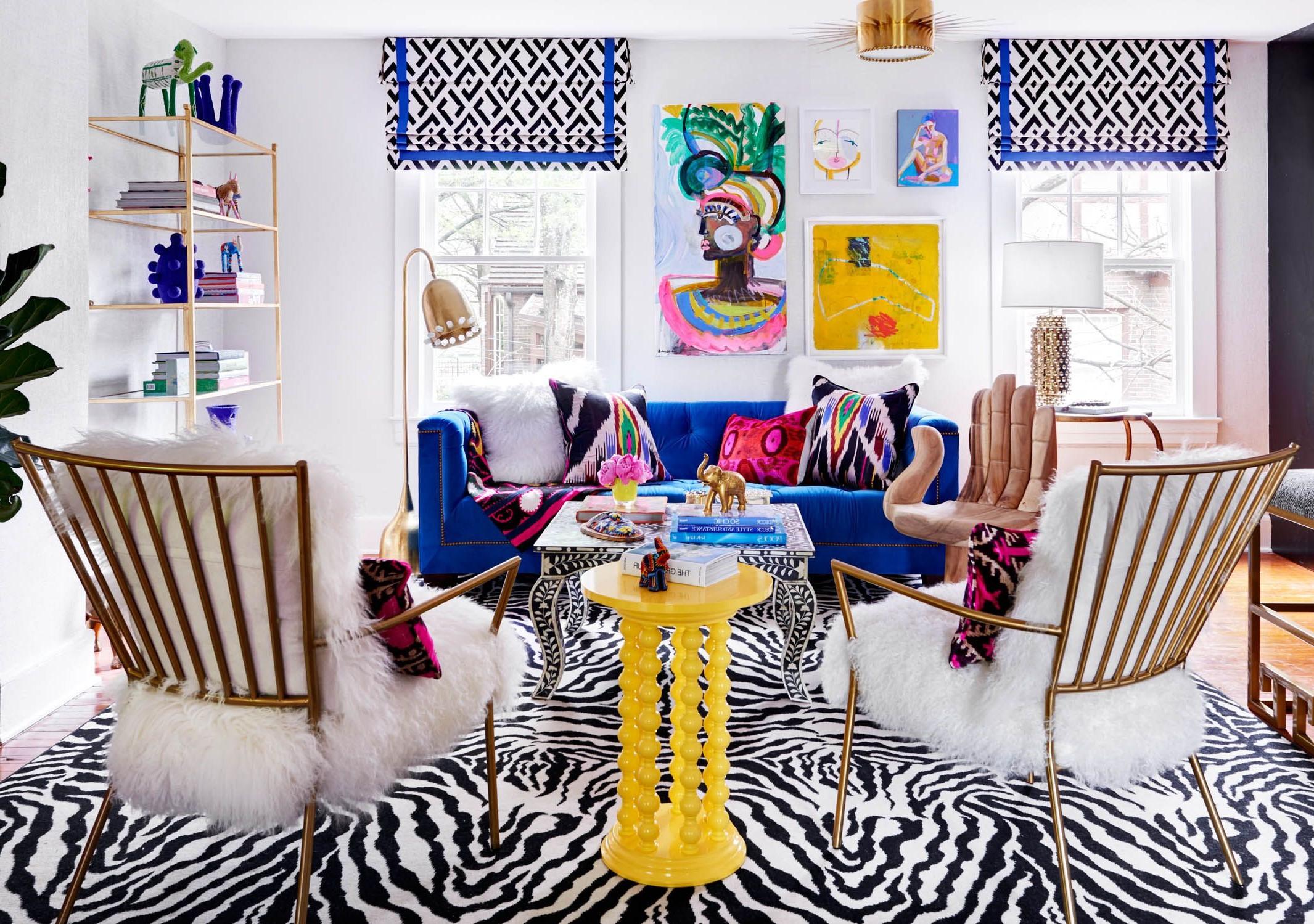 Remplissez votre maison avec des pièces de décoration que vous aimez.