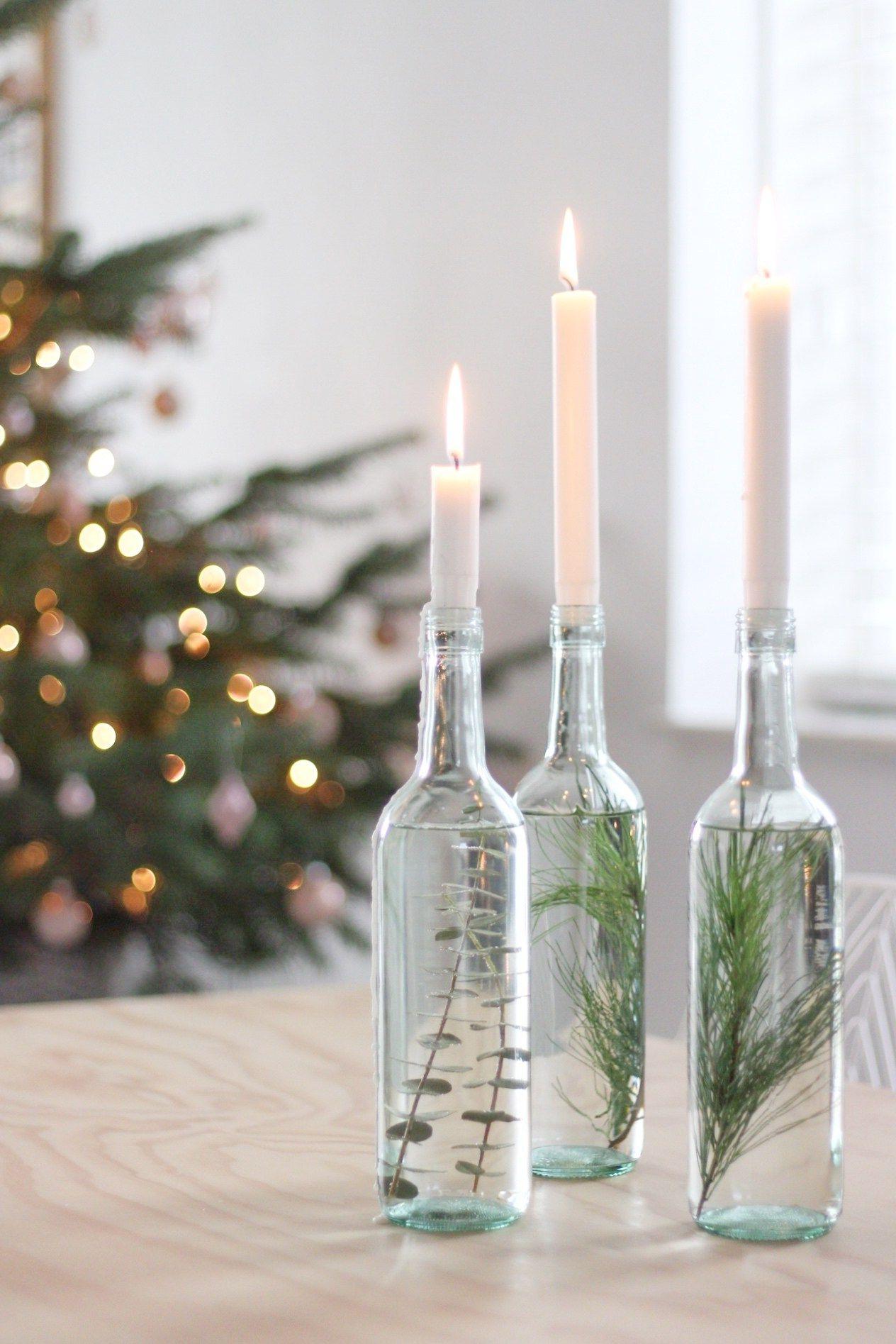 Une excellente alternative aux bocaux de Noël traditionnels à faire soi-même