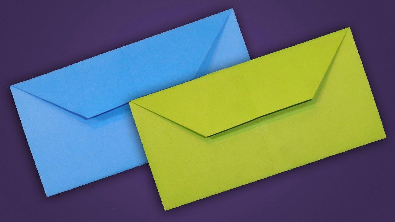 Enveloppes bricolage simples.
