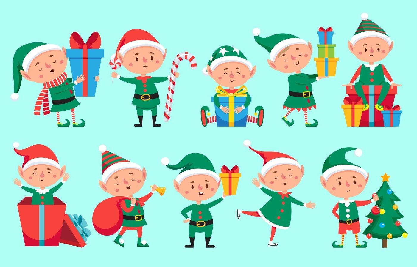 Alternative deco de Noël DIY - gommettes a imprimer