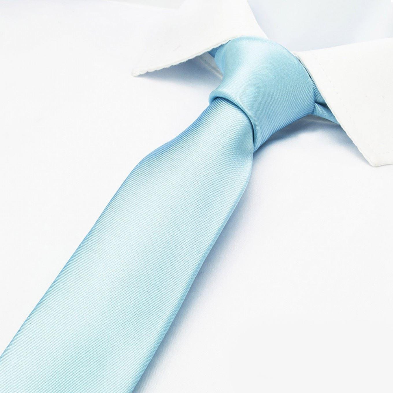 Noeud de cravate élégant.