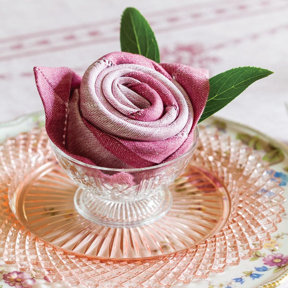 Rose élégante.