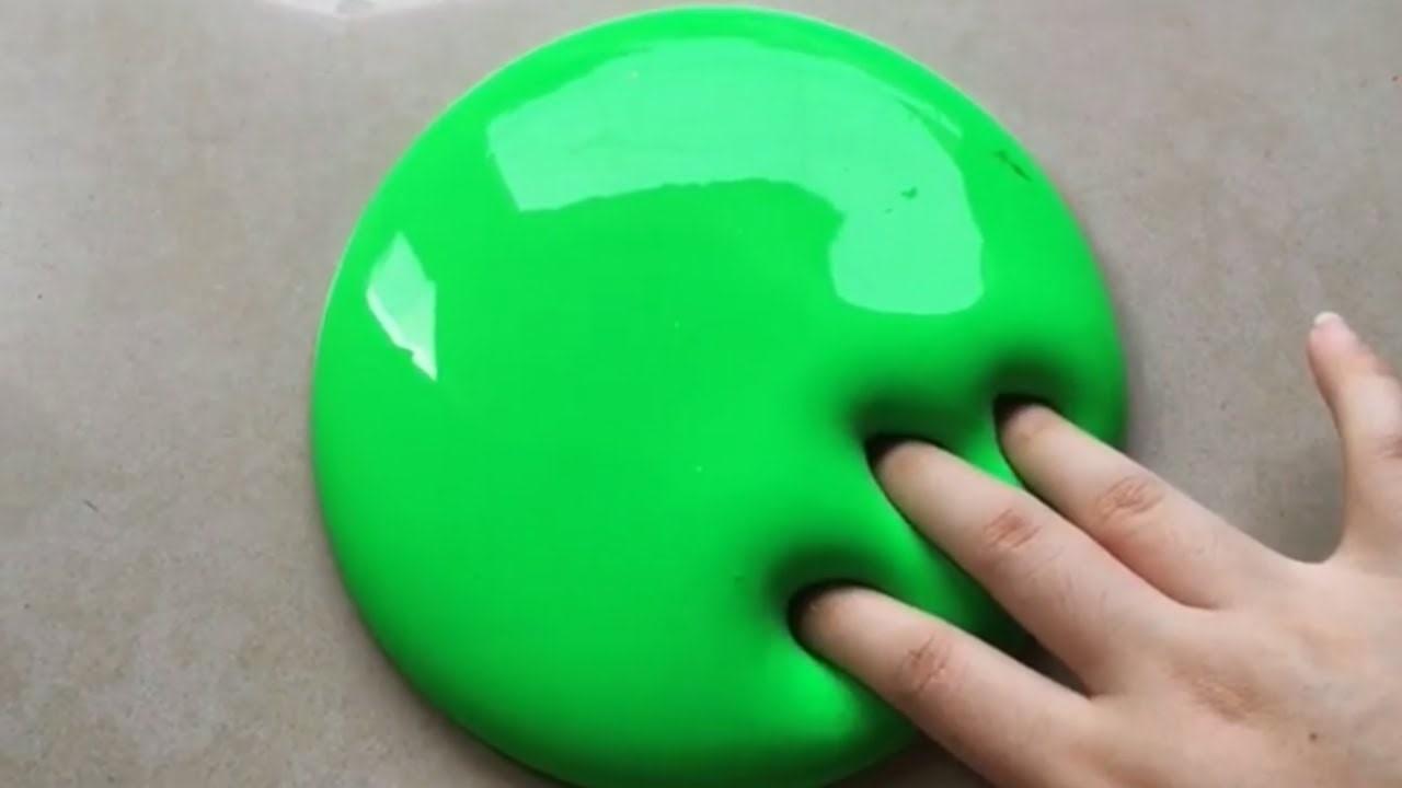 Slime DIY.